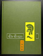 1968 Edition, Dakota State University - Trojan Yearbook (Madison, SD)
