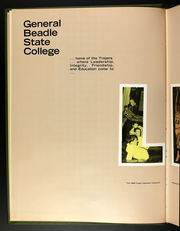 Page 6, 1968 Edition, Dakota State University - Trojan Yearbook (Madison, SD) online yearbook collection