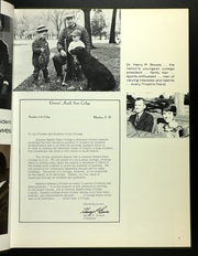 Page 9, 1968 Edition, Dakota State University - Trojan Yearbook (Madison, SD) online yearbook collection