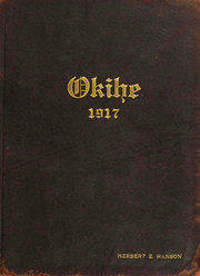 1917 Edition, Yankton College - Okihe Yearbook (Yankton, SD)