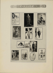 Page 12, 1919 Edition, Yankton College - Okihe Yearbook (Yankton, SD) online yearbook collection