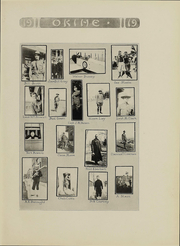 Page 13, 1919 Edition, Yankton College - Okihe Yearbook (Yankton, SD) online yearbook collection