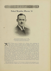 Page 16, 1919 Edition, Yankton College - Okihe Yearbook (Yankton, SD) online yearbook collection