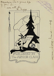 Page 4, 1919 Edition, Yankton College - Okihe Yearbook (Yankton, SD) online yearbook collection