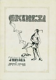 Page 7, 1921 Edition, Yankton College - Okihe Yearbook (Yankton, SD) online yearbook collection