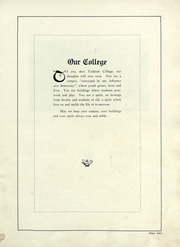 Page 11, 1926 Edition, Yankton College - Okihe Yearbook (Yankton, SD) online yearbook collection