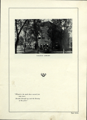 Page 13, 1926 Edition, Yankton College - Okihe Yearbook (Yankton, SD) online yearbook collection
