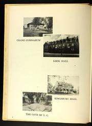 Page 10, 1943 Edition, Yankton College - Okihe Yearbook (Yankton, SD) online yearbook collection