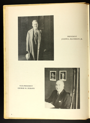 Page 12, 1943 Edition, Yankton College - Okihe Yearbook (Yankton, SD) online yearbook collection
