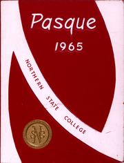 1965 Edition, Northern State University - Pasque Yearbook (Aberdeen, SD)