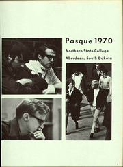 Page 7, 1970 Edition, Northern State University - Pasque Yearbook (Aberdeen, SD) online yearbook collection