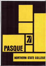 1971 Edition, Northern State University - Pasque Yearbook (Aberdeen, SD)