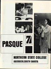 Page 7, 1971 Edition, Northern State University - Pasque Yearbook (Aberdeen, SD) online yearbook collection