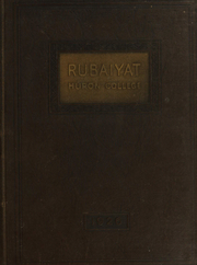 Page 1, 1926 Edition, Huron University - Rubaiyat Yearbook (Huron, SD) online yearbook collection