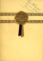Page 3, 1926 Edition, Huron University - Rubaiyat Yearbook (Huron, SD) online yearbook collection