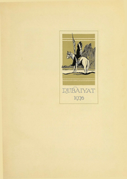 Page 5, 1926 Edition, Huron University - Rubaiyat Yearbook (Huron, SD) online yearbook collection