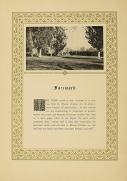 Page 6, 1926 Edition, Huron University - Rubaiyat Yearbook (Huron, SD) online yearbook collection