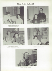 Page 11, 1958 Edition, South Dakota School of Mines and Technology - Engineer Yearbook (Rapid City, SD) online yearbook collection