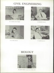 Page 16, 1958 Edition, South Dakota School of Mines and Technology - Engineer Yearbook (Rapid City, SD) online yearbook collection