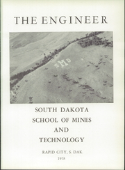 Page 5, 1958 Edition, South Dakota School of Mines and Technology - Engineer Yearbook (Rapid City, SD) online yearbook collection
