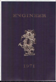 1971 Edition, South Dakota School of Mines and Technology - Engineer Yearbook (Rapid City, SD)