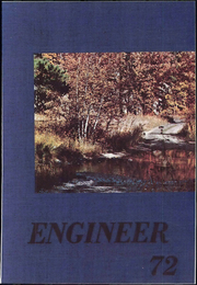 1972 Edition, South Dakota School of Mines and Technology - Engineer Yearbook (Rapid City, SD)