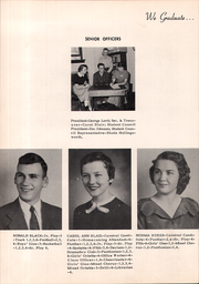 Page 10, 1955 Edition, Meckling High School - Panther Yearbook (Meckling, SD) online yearbook collection