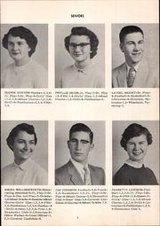 Page 11, 1955 Edition, Meckling High School - Panther Yearbook (Meckling, SD) online yearbook collection
