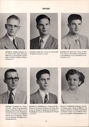 Page 12, 1955 Edition, Meckling High School - Panther Yearbook (Meckling, SD) online yearbook collection