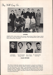 Page 13, 1955 Edition, Meckling High School - Panther Yearbook (Meckling, SD) online yearbook collection