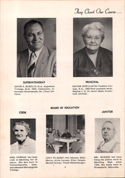 Page 6, 1955 Edition, Meckling High School - Panther Yearbook (Meckling, SD) online yearbook collection