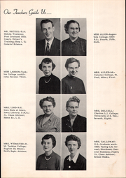 Page 7, 1955 Edition, Meckling High School - Panther Yearbook (Meckling, SD) online yearbook collection