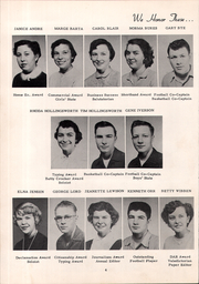 Page 8, 1955 Edition, Meckling High School - Panther Yearbook (Meckling, SD) online yearbook collection