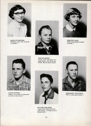 Page 13, 1955 Edition, New Holland High School - Reminders Yearbook (New Holland, SD) online yearbook collection