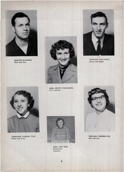 Page 6, 1955 Edition, New Holland High School - Reminders Yearbook (New Holland, SD) online yearbook collection