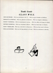 Page 9, 1955 Edition, New Holland High School - Reminders Yearbook (New Holland, SD) online yearbook collection