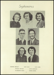Page 11, 1950 Edition, Toronto High School - Viking Yearbook (Toronto, SD) online yearbook collection