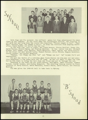 Page 15, 1950 Edition, Toronto High School - Viking Yearbook (Toronto, SD) online yearbook collection