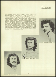 Page 6, 1950 Edition, Toronto High School - Viking Yearbook (Toronto, SD) online yearbook collection