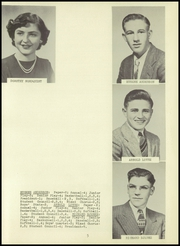 Page 7, 1950 Edition, Toronto High School - Viking Yearbook (Toronto, SD) online yearbook collection