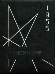 1955 Edition, Toronto High School - Viking Yearbook (Toronto, SD)