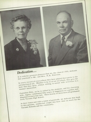 Page 12, 1955 Edition, Toronto High School - Viking Yearbook (Toronto, SD) online yearbook collection