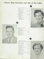Page 19, 1955 Edition, Toronto High School - Viking Yearbook (Toronto, SD) online yearbook collection