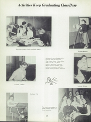 Page 21, 1955 Edition, Toronto High School - Viking Yearbook (Toronto, SD) online yearbook collection