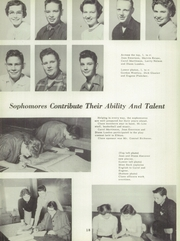 Page 24, 1955 Edition, Toronto High School - Viking Yearbook (Toronto, SD) online yearbook collection