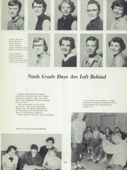 Page 25, 1955 Edition, Toronto High School - Viking Yearbook (Toronto, SD) online yearbook collection