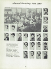 Page 27, 1955 Edition, Toronto High School - Viking Yearbook (Toronto, SD) online yearbook collection