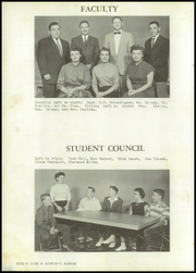 Page 8, 1959 Edition, Tabor High School - Cardinal Yearbook (Tabor, SD) online yearbook collection