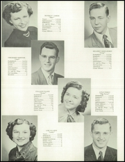 Page 12, 1952 Edition, Northville High School - Panther Yearbook (Northville, SD) online yearbook collection