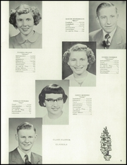 Page 13, 1952 Edition, Northville High School - Panther Yearbook (Northville, SD) online yearbook collection